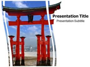 Japan Powerpoint Template Free by Powerpoint Template Free Japan Japan Presentation
