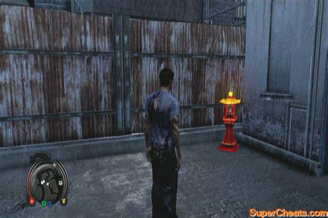 Sleeping Dogs Central Apartment Upgrades Map Health Shrines Sleeping Dogs