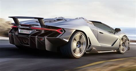 2 Million Lamborghini Lamborghini S 2 3 Million Centenario Roadster Is Already