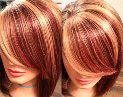 2015 hair colour for short hair short hair colors short hairstyles 2014 most popular
