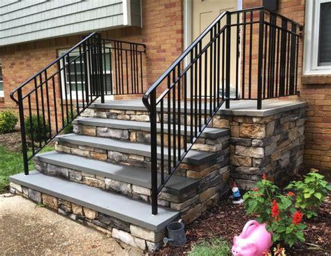 Exterior Stair Railings Exterior Stair Railings