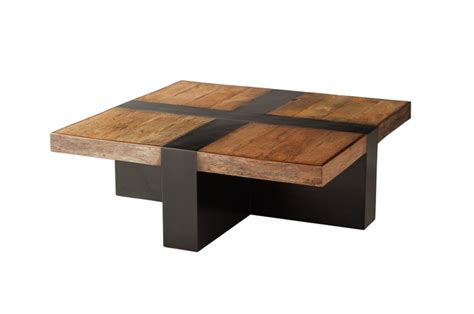 Table Design Santos Coffee Table Made From Reclaimed Brazilian Peroba
