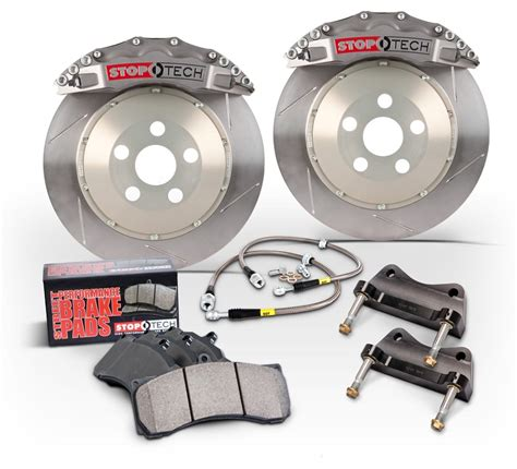 Brake Ls by Stoptech Ultra High Performance Big Brake Kit For Lexus Is