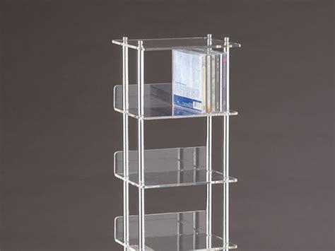 porta cd plexiglass porta cd a totem atlanta in plexiglass per 120 cd