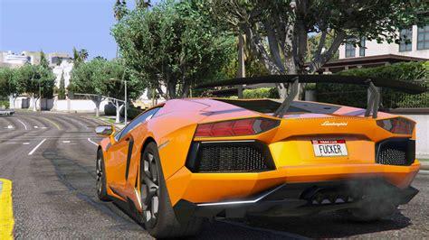 Lamborghini Aventador Mod Lamborghini Aventador Lp700 4 Grand Theft Auto V Mods