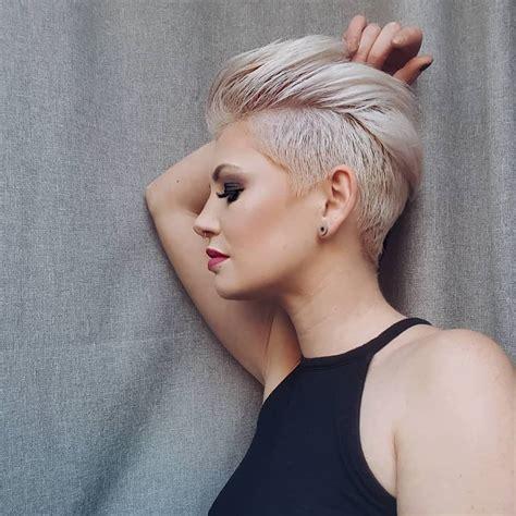 coupes de cheveux edgy pixie pour les femmes coupe de