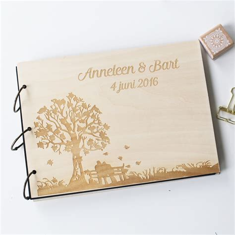 Wedding Album Express by Aliexpress Buy Personalized Engraved Tree Wedding