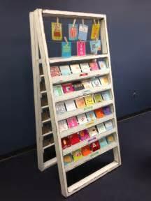 marketing stalls ideas cards fair display display racks ephemera display greeting card