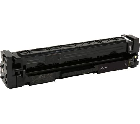 Toner Remanufactured buy essentials remanufactured cf400a black hp toner cartridge free delivery currys