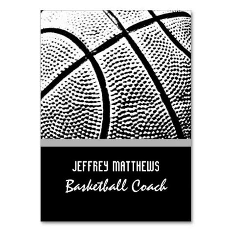 basketball c template 1000 images about sports coach business cards on