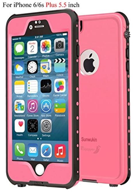 top 10 best iphone 6s plus waterproof covers reviews 2016 a listly list
