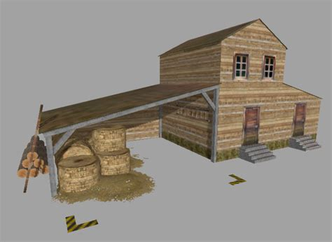 Grow Ls For Sale by Bale For Sale Map Object V 1 Fs17 Farming Simulator 2015