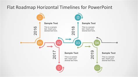 powerpoint template timeline inspirational microsoft powerpoint