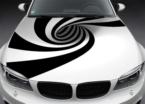 Coole Autoaufkleber Motorhaube by Color Car Vinyl Sticker Decal Graphics Dodge K16 Ebay