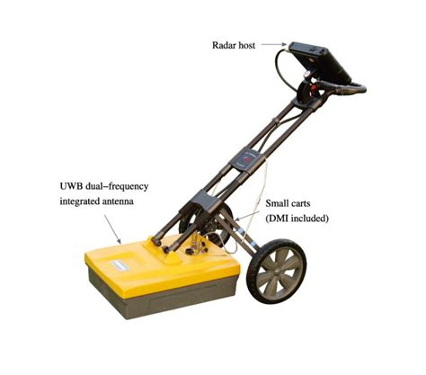 gpr basics a handbook for ground penetrating radar users books ground penetrating radar buy ground penetrating radar