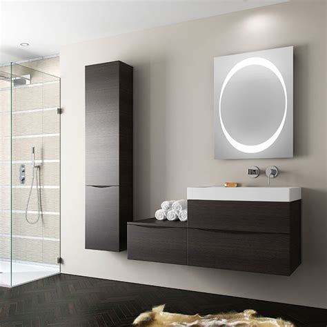 Bauhaus Bathroom Furniture Bauhaus Glide Ii 100 Wall Hung Vanity Unit With Basin Bauhaus Glide 100 Vanity Unit With Basin