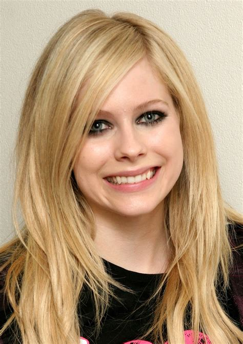 avril lavigne straight hair a new life hartz avril lavigne hairstyles