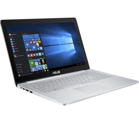Notebook Asus Touchscreen asus zenbook pro 15 6 quot 4k touchscreen laptop grey deals pc world