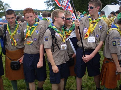 The Scout explorer scouts the scout association
