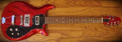 Sleeper Guitars by Cool Sleeper Guitars Part 1 The Gretsch Corvette A