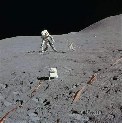 A Hitchhiker S Guide To Space Plasma Physics Apollo 15 On The