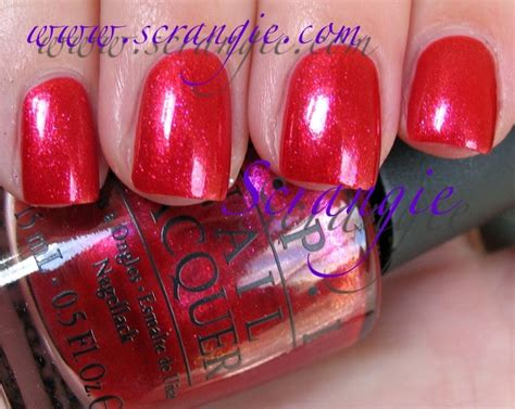 Opi Animal Istic scrangie opi the muppets collection 2011 swatches and review
