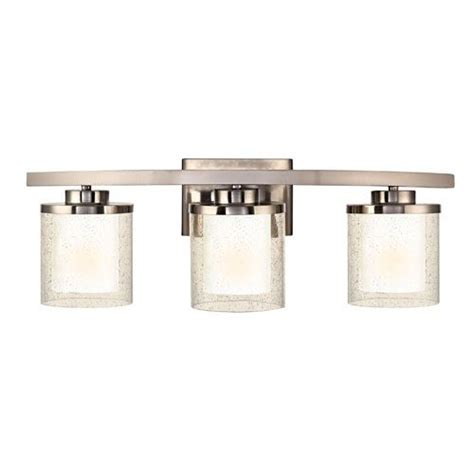 3 Fixture Bathroom Horizon Three Light Satin Nickel Bath Fixture Dolan Designs 3 Light B
