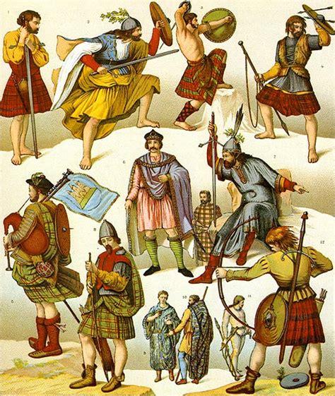 Ancient Scottish Clothing