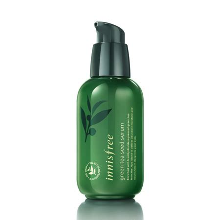 Harga Innisfree Green Tea Seed Serum produk perawatan kulit innisfree