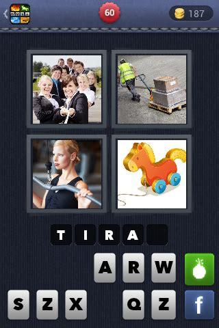 imagenes y palabras juego respuestas de 4 fotos 1 palabra con capturas nivel 41 al 60