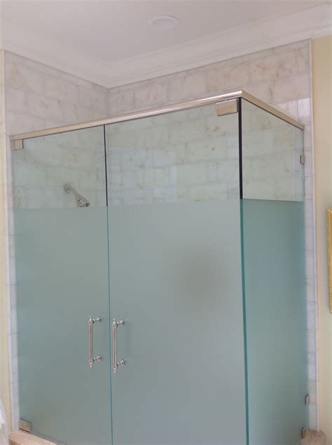 Diy Glass Shower Enclosures Home Decor Loversiq Diy Frameless Glass Shower Doors