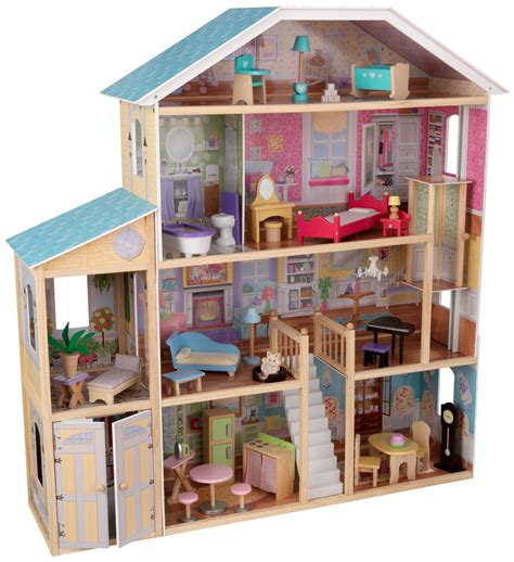 girls wooden dolls house best dollhouse deals roundup gift ideas for all budgets couponing 101