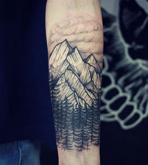 conquer tattoo 45 inspirational forest ideas scary and