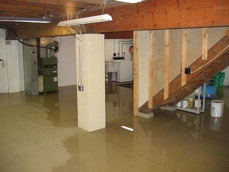 basement flooding helpful tips when dealing with a