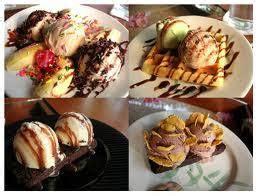 permainan membuat kentang goreng es krim goreng dan pempek resep es krim goreng