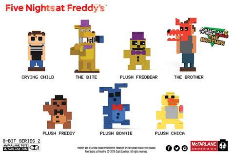 8 bit figure 8 bit figures series 2