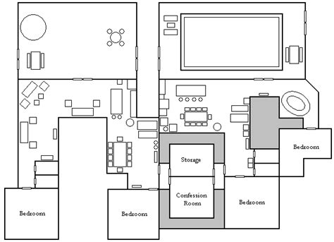 big houses floor plans file pinoy big brother house floor plan png wikipedia