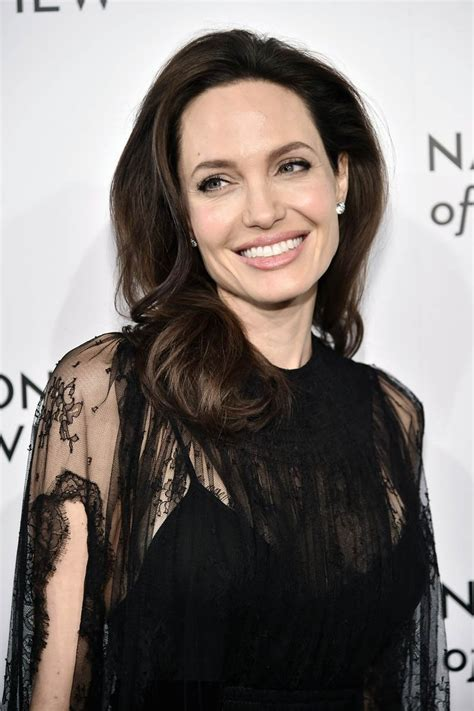angelina jolie angelina jolie at the 2018 national board of review awards