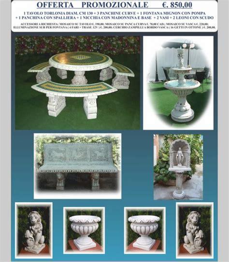 arredo da giardino in offerta beautiful arredo giardino offerte photos acrylicgiftware