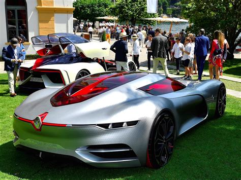Renault Supercar by Renault Trezor Concept Car Pictures Features Business