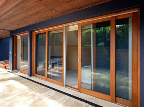 Sliding French Patio Doors With Screens Timber Sliding Doors Patio Doors Airlite