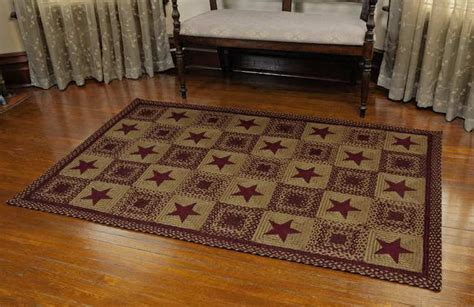 Primitive Country Area Rugs Country Primitive Rugs Rugs Sale