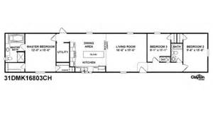 16 by 80 mobile home floor plans 2017 the bistro 16 215 80 kabco mobile homes