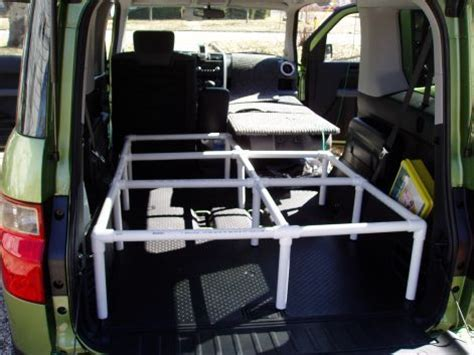 Pvc Platform Bed - car bed chicken cages and pipe bed on pinterest