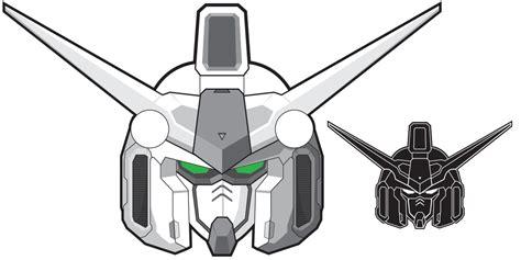 Raglan Gundam Gundam Logo 03 gundam gp03 vector trace eric aichele creative