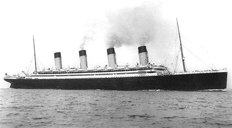 Did Olympic Sink by The Titanic Didnt Sink Its The Olympic Did Page 8