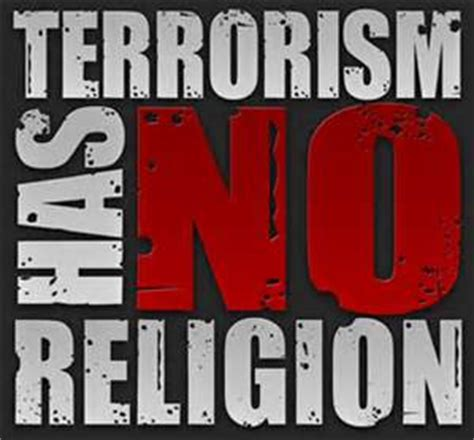 Kaos Terrorism Has No Religion maps joins muslims nationwide to condemn terror attack in