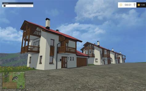 Home Ls by House With Garage V1 1 187 Gamesmods Net Fs17 Cnc Fs15