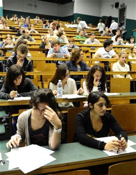 scienze motorie senza test d ingresso universit 224 calo numero chiuso vince lingue 25
