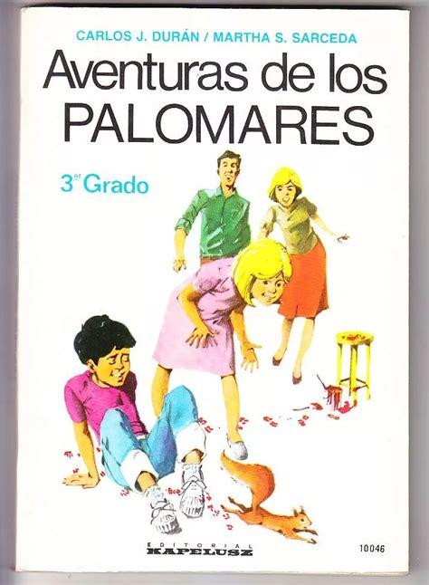 libro p de pap aventuras de los palomares libro de lectura carlos j duran